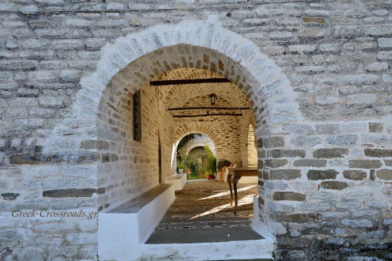 Παλαιό Τρίκερι Μοναστήρι