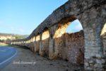 Μεσσηνία Πύλος υδραγωγείο Καμάρες