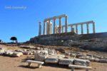 Σούνιο ναός Ποσειδώνα