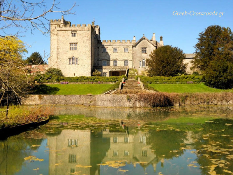 sizegh-castle England north